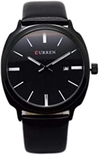CURREN Dress Watch For Boys Analog Leather - 8212