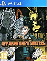 My Hero One's Justice (PS4) [並行輸入品]