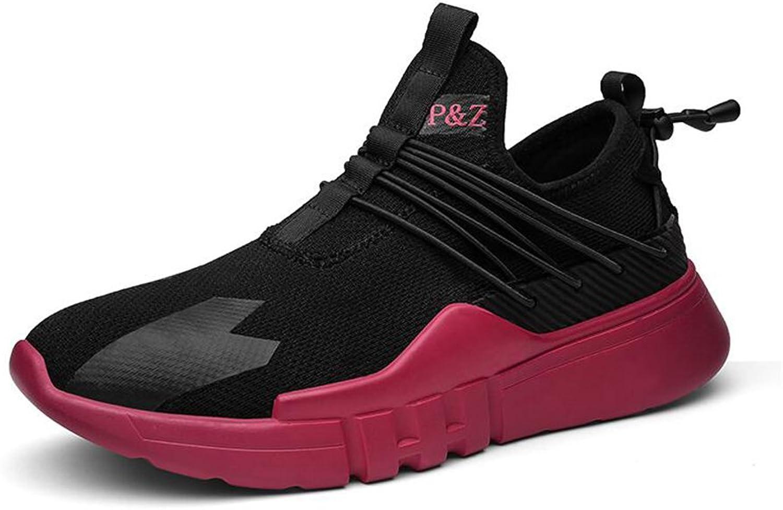 CJC shoes Sports Unisex Boys Men's Trainers Breathable Sneakers Soft Climbing Hiking (color   C, Size   EU39 UK6.5)