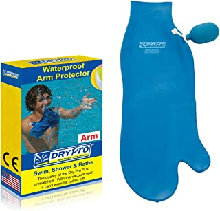 DryPro Waterproof Vacuum Sealed Half Arm Cast Cover, Small