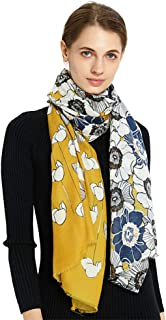 C&EX·XYGAT Women Cotton Long Scarf Lady's Summer Shawls Thin Soft Head Scarves Spring Woman's Wraps Autumn