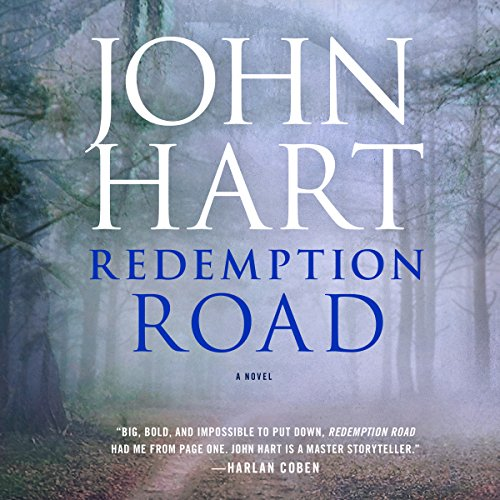 Couverture de Redemption Road