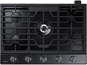 Best samsung 30 gas cooktop black stainless Reviews
