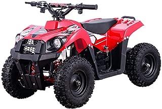 Monster 36v 500w ATV in Red