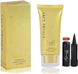 Glam 21 Profection Make Up Base Oil Free Face Primer With Free Laperla Kajal-RGGP