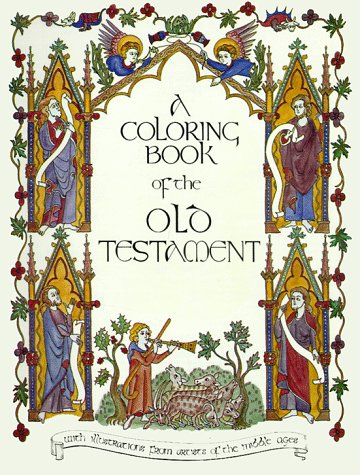 Old Testament-Coloring Book