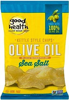 Good Health Olive Oil Sea Salt Potato Chip, 5 Ounce