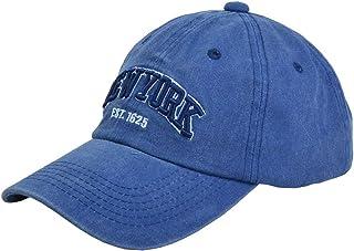 Avocado KK Adjustable Baseball Hat for Women Men Vintage Caps York Embroidery