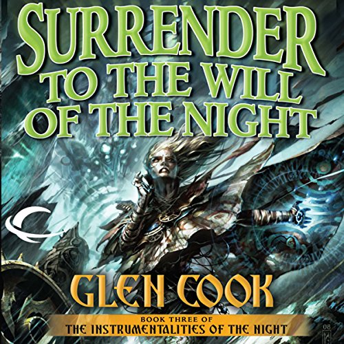 Couverture de Surrender to the Will of the Night