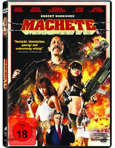 Machete (Uncut Version)