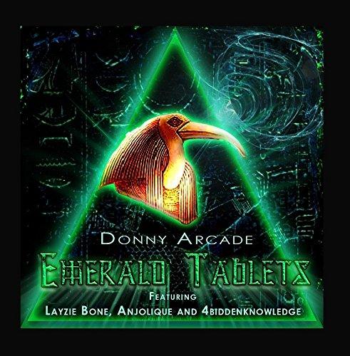 Emerald Tablets (feat. Layzie Bone, Anjolique & 4biddenknowledge)