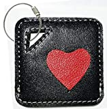 all4fit Fashion Key Chain Cover Style Accessories for Tile Skin Phone Finder Key Finder Item Finder (only case, NO Tracker Included). for Tile pro/Tile Style/tlle Sport/