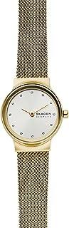 Skagen Freja Women's Silver Dial Stainless Steel Analog Watch - SKW2717