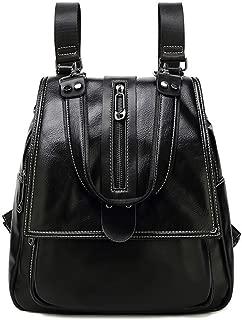 Women Backpack Purse Waterproof PU Leather Rucksack,Lightweight Casual Fashion Shoulder Bag Handbags for Women & Teenage Girl