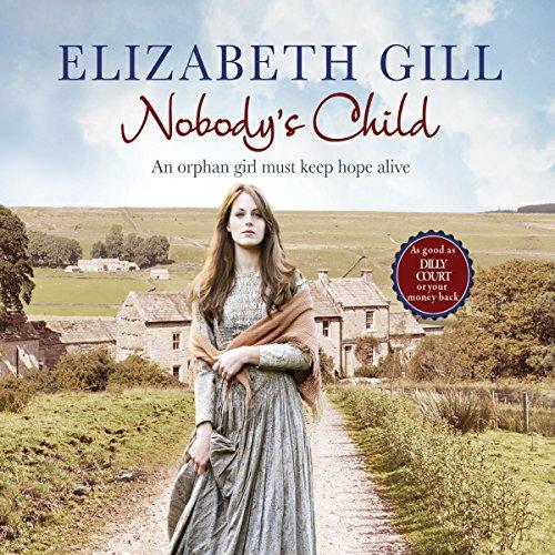 Nobody's Child audiobook cover art