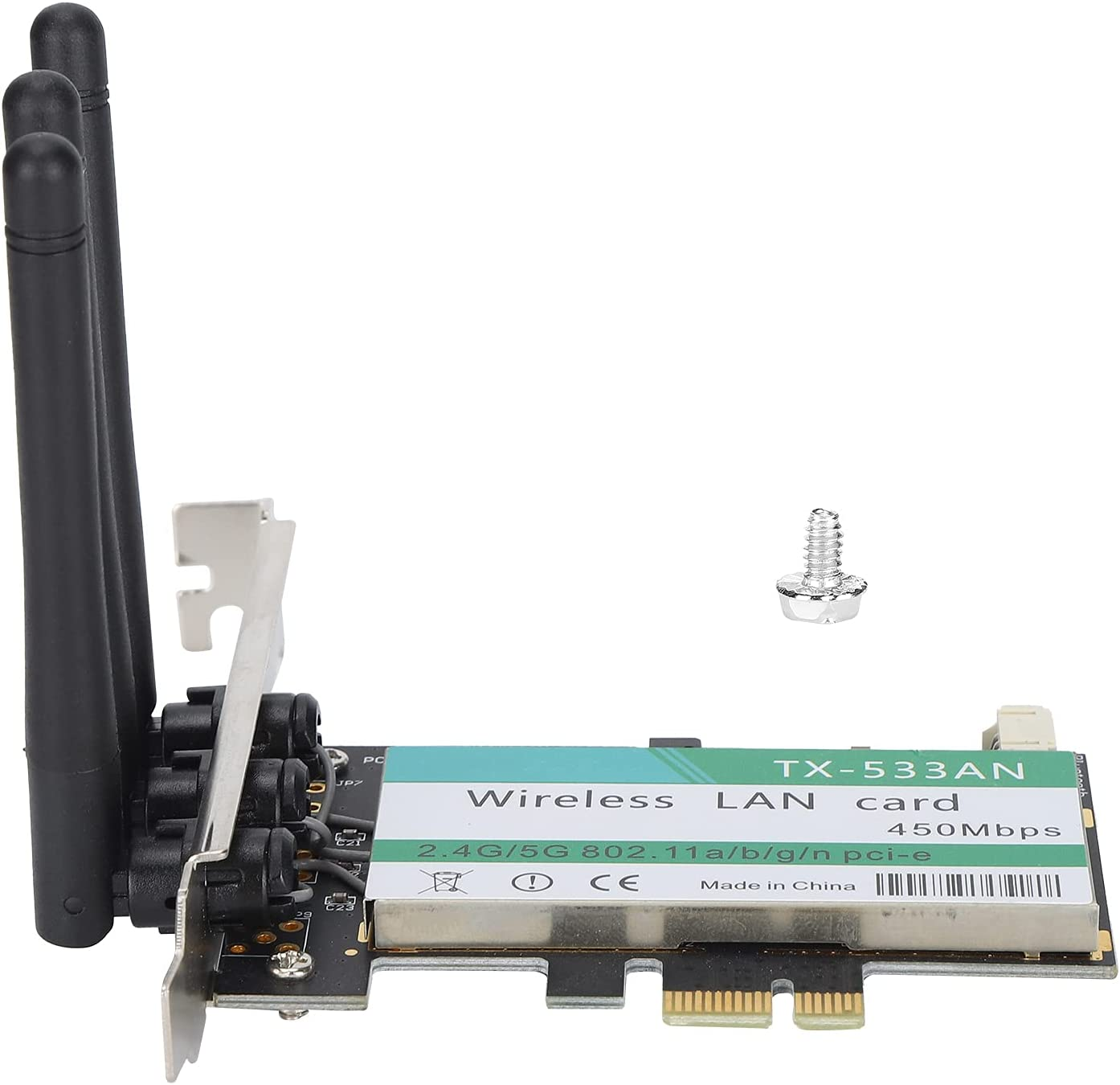 WiFi famous Adapter SEAL limited product Card 2.4Ghz PCI‑E Mini Dual‑Band 5Ghz