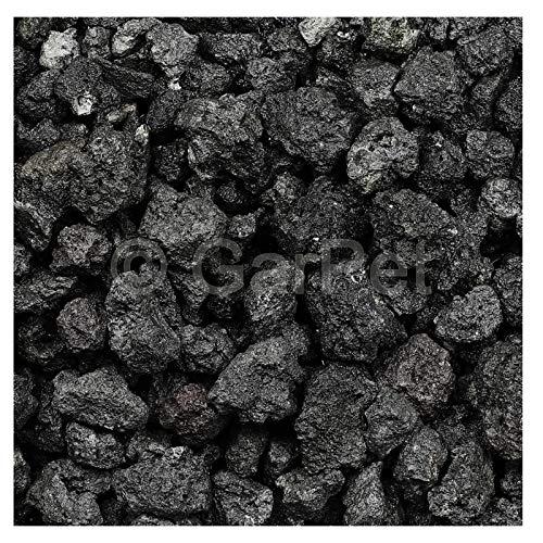Lavastein Lava Kies Granu Grill Filtermaterial Garten Aquarium Mulch Vulkanstein 20 L 16-32 mm