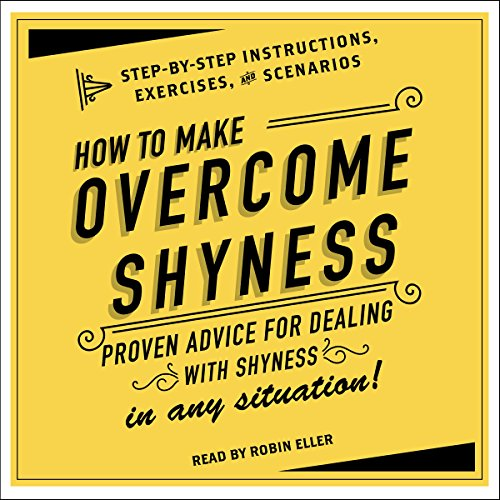How to Overcome Shyness audiobook cover art