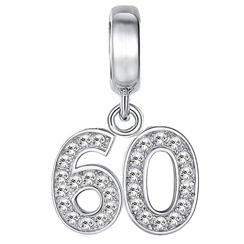 36ef99cd6 Happy Birthday Charm - S925 Sterling Silver - Gift boxed