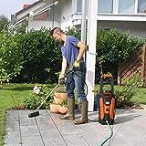 Hochdruckschrubber - Flächenreiniger - Terrassenreiniger - Powerschrubber - Straßenbesen - Reinigungsbürste -...
