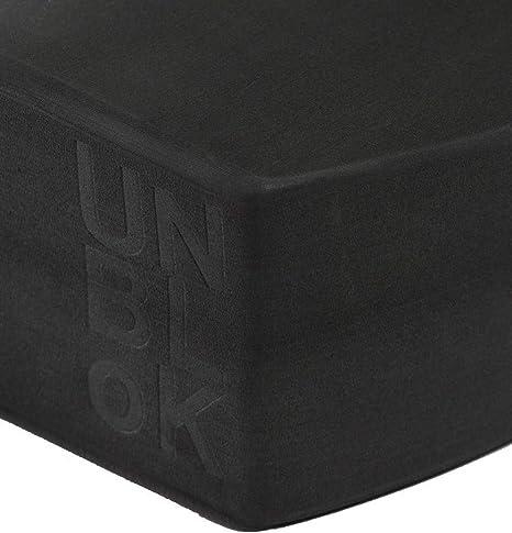 Manduka Yoga blocks Recycled Foam Block pose form Thunder