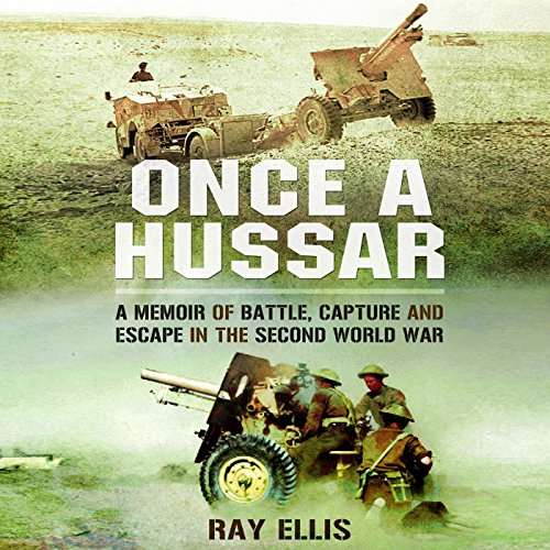 Once a Hussar audiobook cover art
