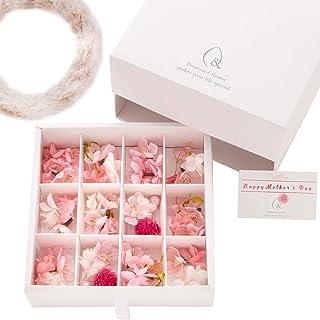 (赤ちゃんまーけっと) &Preser さくら 桜 リース 手作り キット ハンドメイド おしゃれ 春 ギフト 母の日 メッセージカード付き