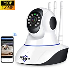 720P Wireless Camera WiFi Safety IP Camera Support Motion Detection 2-Way Audio Remote Access