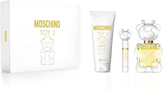 Moschino Toy 2 Eau De Parfum, 100 ml Gift Set