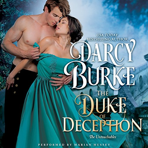 The Duke of Deception audiobook cover art