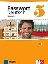 Passwort Deutsch: Worterheft 5 (German Edition)
