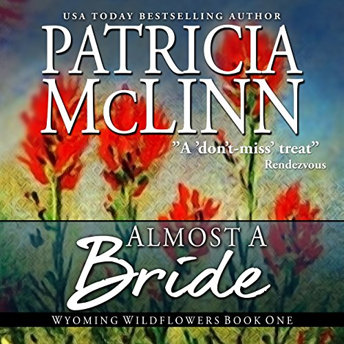 Almost a Bride audiobook cover art