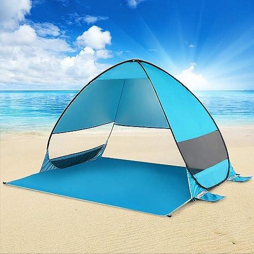 Sortie Udstyr, Tente Camouflage Toilette Douche Tente Pop Up Beach Tent Randonnée Voyage Camping en Plein Air Tente Changer Soleil Abri avec Sac, Kejing Miao, 1