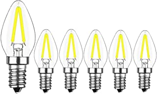 Best e12 filament bulb Reviews