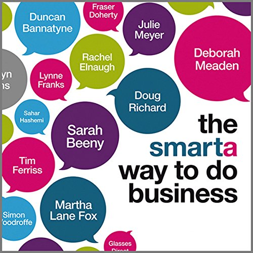 The Smarta Way to Do Business audiobook cover art