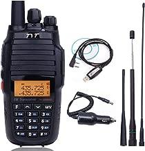 Upgrade Version TYT TH-UV8000D 10W High Power Cross Band Repeater 3600mAh VHF UHF Dual Band Amateur Two Way Radio