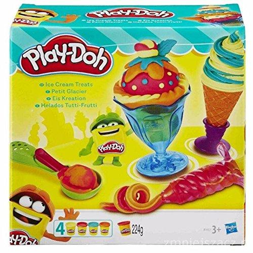 Play-Doh - Helados Tutti Frutti (Hasbro B1857EU6)