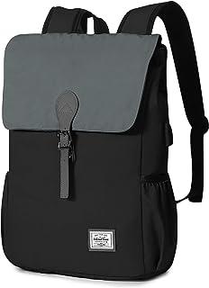 Mochila Tipo Casual 15.6 Pulgadas Mochila del Ordenador portátil Backpack Laptop Mochila Escolar neotbook Hombre Mujer Mochilas de universiteria Trabaja Viaje 31x16x41cm