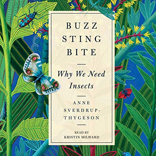 Buzz, Sting, Bite audiobook cover art