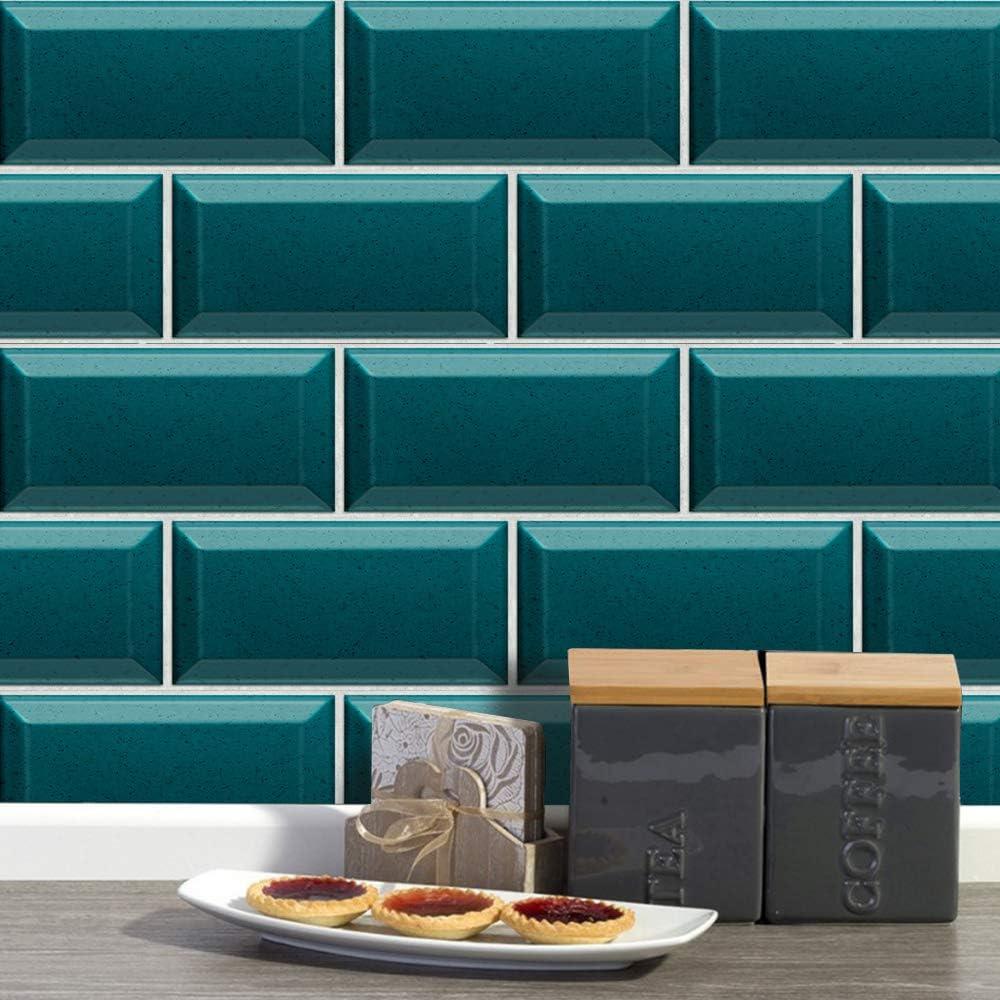 ba/ño cocina decoraci/ón del hogar Adhesivo de pared y azulejos para sala de estar