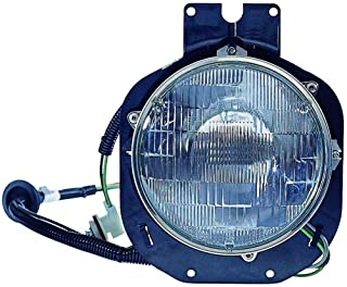 For 1996 1997 1998 1999 2000 2001 2002 2003 2004 2005 2006 Freightliner Century Headlight Headlamp Driver Left Side Replacement