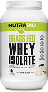 Best nutrabio whey protein isolate nutrition facts Reviews