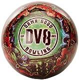 DV8 Zombie Spare Bowling Ball, 10-Pound