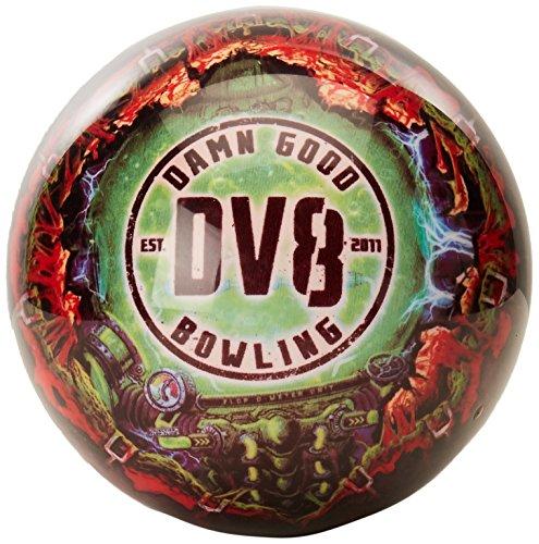 DV8 Zombie Spare Bowling Ball
