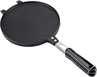 Crepe Maker, Fry Egg Pancake Pot Non-Stick Egg Roll Waffle Cone Maker Pan Household Kitchen Kitchen Cooking Tools