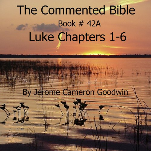 The Commented Bible: Book 42A - Luke audiobook cover art
