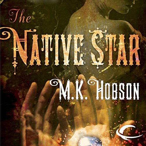 The Native Star audiobook cover art