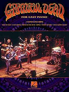 Grateful Dead for Easy Piano