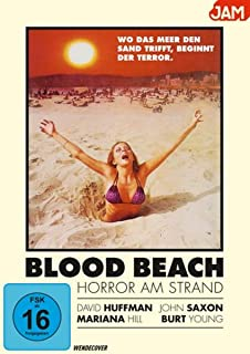 Blood Beach-Horror am Strand [Import allemand]