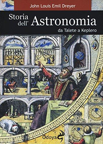 Storia dell'astronomia da Talete a Keplero